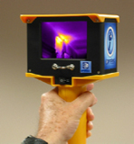 water damage indianapolis infrared camera