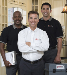 Indianapolis water damage technicians