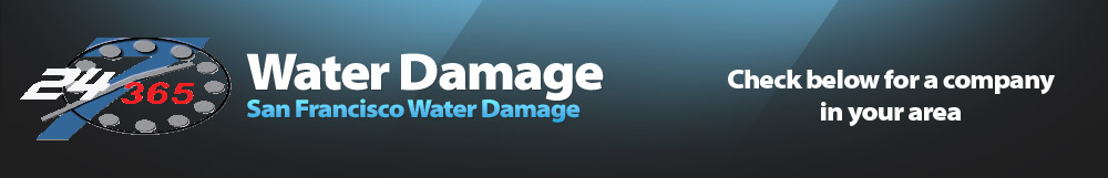 Water damage San Francisco header