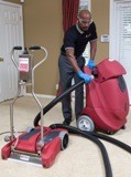 water damage el dorado hills equipment setup